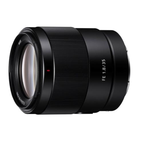 A picture of Sony 35mm F/1.8 FE Mount Lens