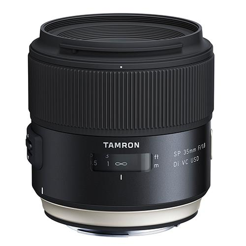 A picture of Tamron SP 35mm f/1.8 Di VC USD Lens for Nikon