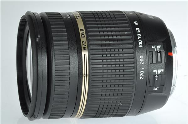 A picture of Tamron AF 18-270mm f/3.5-6.3 Di II VC LD Aspherical IF Macro (Canon Fit)
