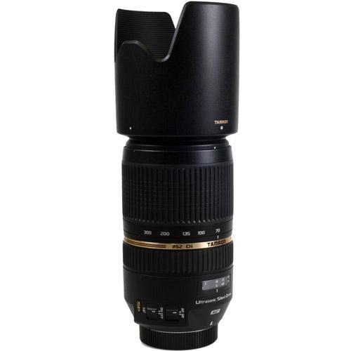 A picture of Tamron SP 70-300mm f/4-5.6 Di VC USD Lens (Nikon AF)