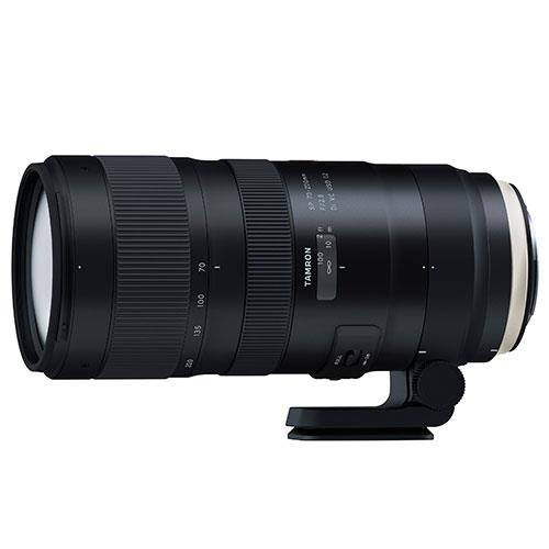 A picture of Tamron SP 70-200mm F/2.8 Di VC USD G2 Lens for Nikon