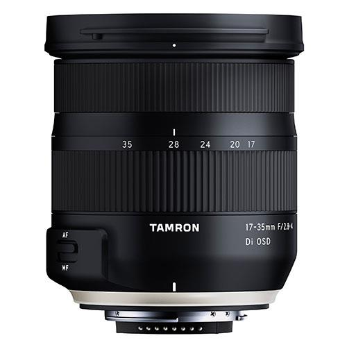 A picture of Tamron 17-35mm F/2.8-4 Di OSD Lens for Nikon