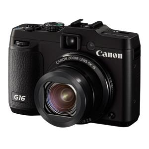 Canon G16 12.1MP Digital Camera