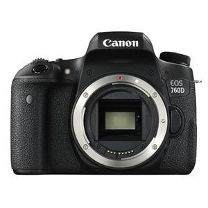 Buy Canon EOS 760D Digital SLR Body from Jessops