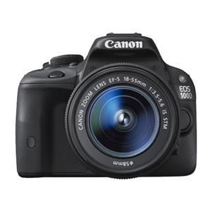Buy Canon EOS 100D Digital SLR + 18-55mm IS STM Lens  from Jessops