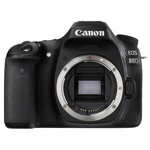 Buy Canon EOS 80D Digital SLR Body  from Jessops