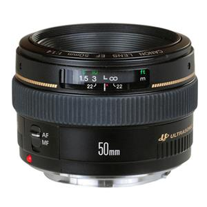 Buy Canon EF 50mm f/1.4 USM Lens from Jessops