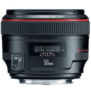 Buy Canon EF 50mm f1.2 L USM Lens from Jessops