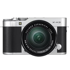 Buy Fujifilm X-A3 Mirrorless Camera In Black + XC16-50mm Lens  from Jessops