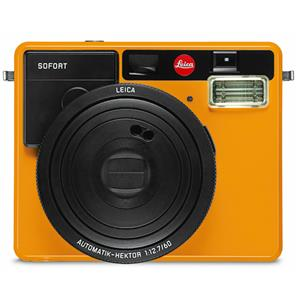 Buy Leica Sofort Instant Camera in Orange from Jessops