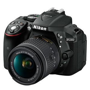 Buy Nikon D5300 Digital SLR in Black + 18-55mm AF-P VR Lens  from Jessops