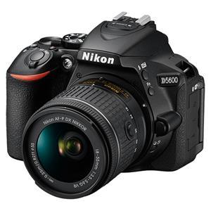 Buy Nikon D5600 Digital SLR + 18-55mm f/3.5-5.6 AF-P VR Lens from Jessops