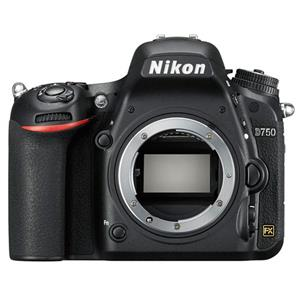 Buy Nikon D750 Digital SLR Body from Jessops