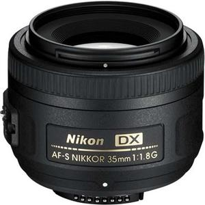 Buy Nikon AF-S 35mm f1.8 G DX Lens from Jessops