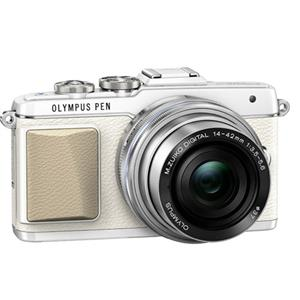 Buy Olympus PEN E-PL7 Compact System Camera in White + 14-42mm EZ Lens from Jessops