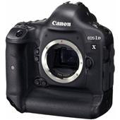 Canon EOS-1D X Digital SLR Camera Body Only