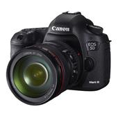 Canon EOS 5D MKIII Digital SLR Camera + 24-105mm Lens