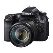 Canon EOS 70D Digital SLR Camera + 18-135mm IS STM Lens