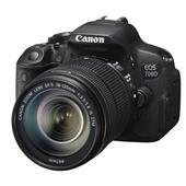 Canon EOS 700D Digital SLR + 18-135mm IS STM Lens