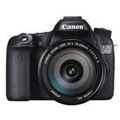 Canon EOS 70D Digital SLR + 18-200mm f/3.5-5.6 IS Lens -