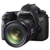 Canon EOS 6D Digital SLR + 24-70mm f/4.0 L IS Lens