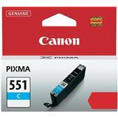 Canon Cyan Ink Cartridge CLI-551C