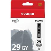 Canon PGI-29GY Grey Ink Cartridge