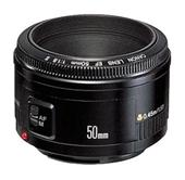 Canon EF 50mm f1.8 MK2