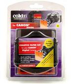 Cokin Filter Kit (P Series) For Canon EOS DSLRs