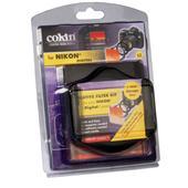 Cokin Filter Kit (P Series) - 52mm - For Nikon DSLRs