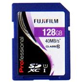 Fujifilm 128GB SDXC Card