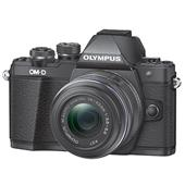 Olympus OM-D E-M10 Mark II Compact System Camera in Black + 14-42mm Lens
