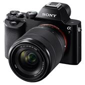 Sony Alpha a7 Compact System Camera + 28-70mm Lens