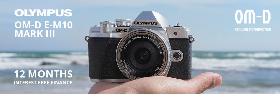 Olympus E-M10 MKIII